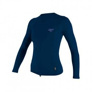 ONeill Womens Premium Long Sleeve Rash Vest Prw