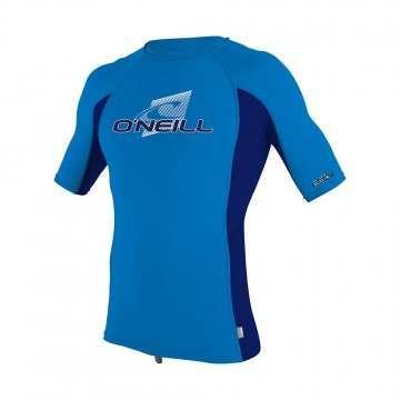 ONeill Youth Premium Skins Rash Vest Ocean