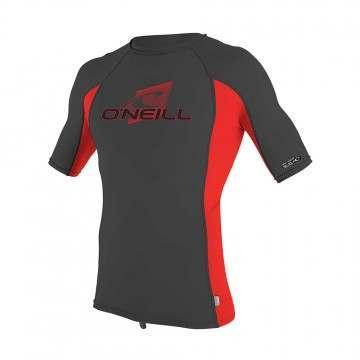 ONeill Youth Premium Skins Rash Vest Raven