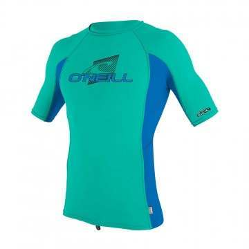 ONeill Youth Premium Skins Rash Vest Baltic