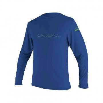 ONeill Youth Basic Skins Long Sleeve Rash Tee Pac