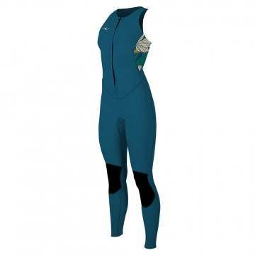 ONeill Bahia 1.5mm Sleeveless Jane Wetsuit FreNavy