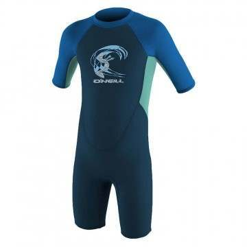 ONeill Toddler Reactor 2mm Shorty Wetsuit Slate