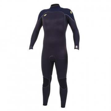 ONeill Psycho One 5/4 BZ Winter Wetsuit Abyss