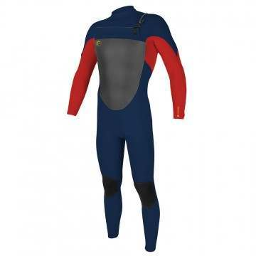 ONeill Youth Original FZ 3/2 Full Wetsuit Abyss