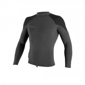 ONeill Reactor 2 Long Sleeve Neoprene Top Graphite