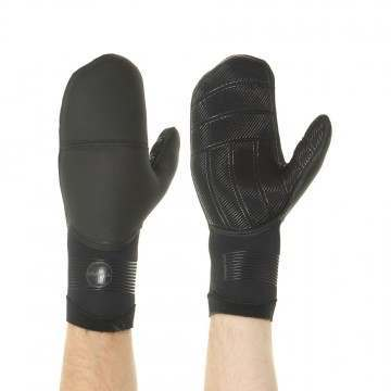 ONeill Psycho Tech 7MM Mittens Wetsuit Gloves