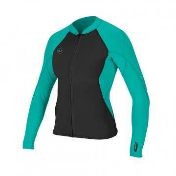 ONeill Womens Reactor 2 Front Zip Wetsuit Jacket
