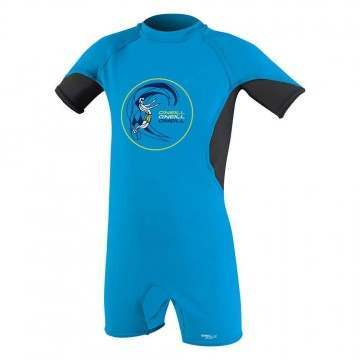 ONeill Toddler Ozone UV SPF Sunsuit Sky