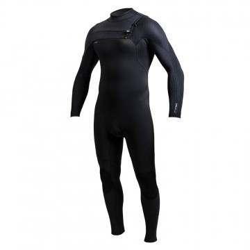 ONeill Hyperfreak 3/2+ FZ Summer Wetsuit Black