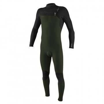 Oneill Hyperfreak 5.5/4+ FZ  Wetsuit Ghost