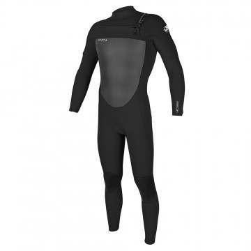 ONeill Epic 3/2 FZ Summer Wetsuit Black