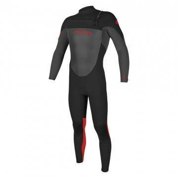 Oneill Youth Epic 3/2 FZ Wetsuit Graphite