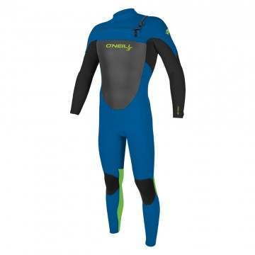 Oneill Youth Epic 3/2 FZ Wetsuit Ocean