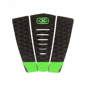 Ocean & Earth Simple Jack Surfboard Pad Blk/Lime