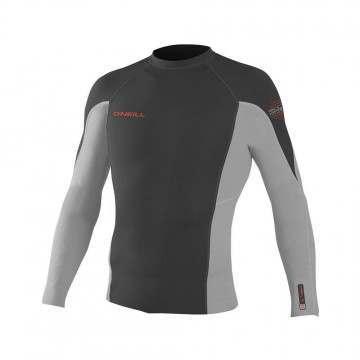 ONeill Hyperfreak 0.5MM Long Sleeve Wetsuit Top Gr