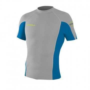 ONeill Hyperfreak 0.5MM Short Sleeve Wetsuit Top Luna