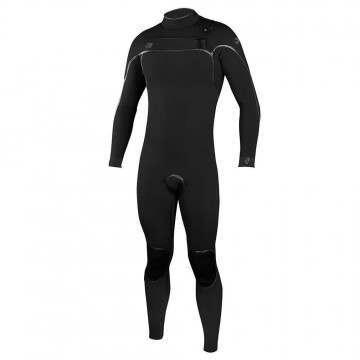 ONeill Psycho One FZ 4/3 Wetsuit Black
