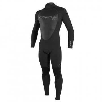 ONeill Epic BZ 3/2 Summer Wetsuit Black