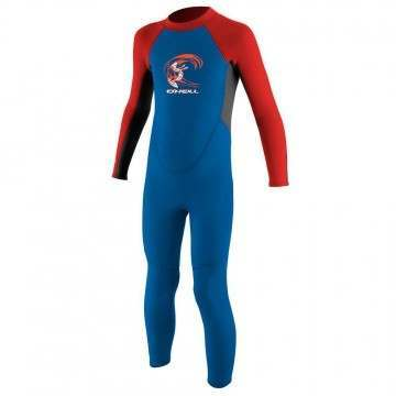 ONeill Toddler Reactor 2MM Full Wetsuit Ocean