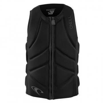 ONeill Slasher Comp Impact Wakeboard Vest Black