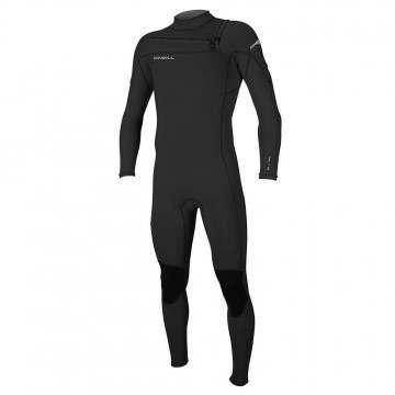 ONeill Hammer FZ 3/2 Wetsuit Black