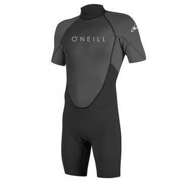 ONeill Reactor 2 2MM Shorty Wetsuit Graph