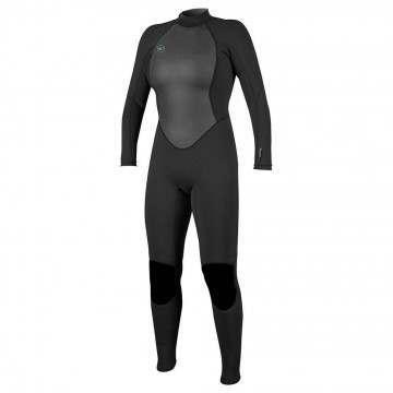 ONeill Womens Reactor 2 3/2 Wetsuit Black
