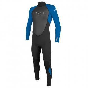 ONeill Youth Reactor 2 3/2 Full Wetsuit 18 Ocn/Blk