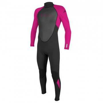 ONeill Youth Reactor 2 3/2 Full Wetsuit Berry