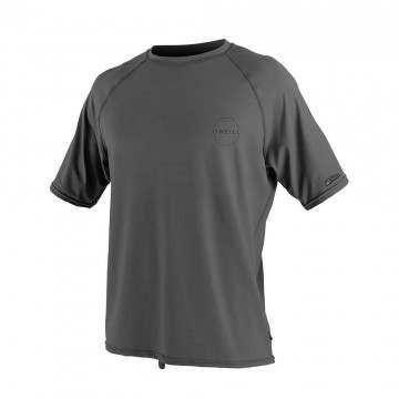 ONeill 24-7 Short Sleeve Rash Tee Graphite