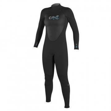 ONeill Womens Epic 5/4 BZ Winter Wetsuit Black