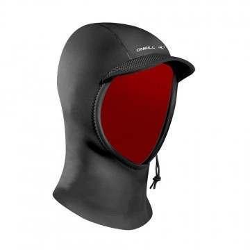 ONeill Psycho 1.5MM Wetsuit Hood Black