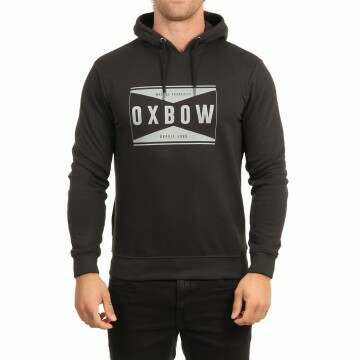 Oxbow Savior Hoody Noir