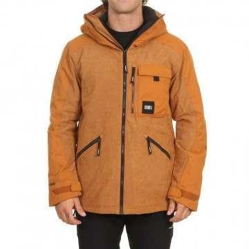 Oneill Utlty Snow Jacket Glazed Ginger