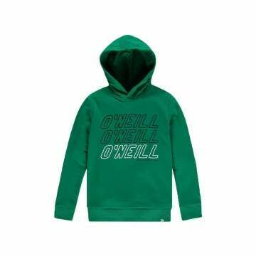 ONeill Boys All Year Hoodie Jolly Green