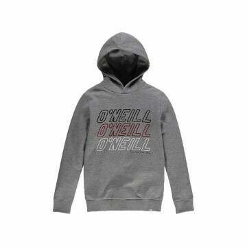 ONeill Boys All Year Hoodie Silver Melee