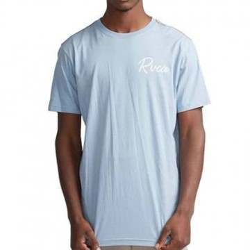 RVCA Tropicale Tee Dusty Blue