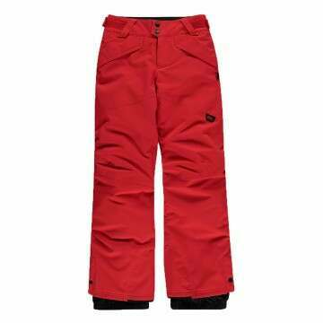 ONeill Boys Anvil Snow Pants Fiery Red