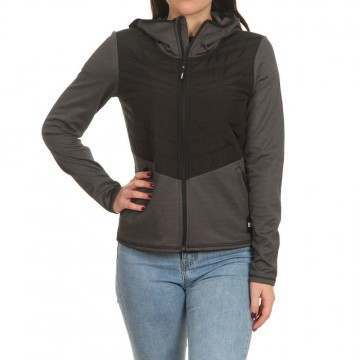 Oneill Athamos Baffle Fleece Black Out