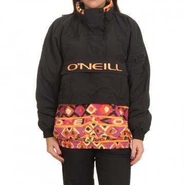 Oneill Frozen Wave Anorak Black Out