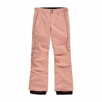 ONeill Girls Charm Reg Snow Pants Salmon