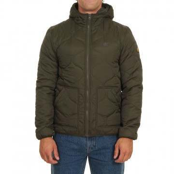 Element Albee Jacket Forest Night