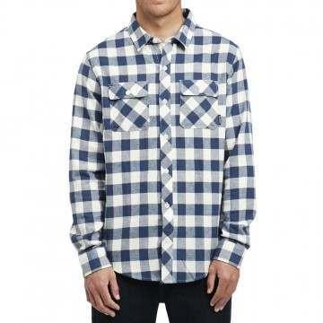 Billabong All Day Flannel Shirt Birch