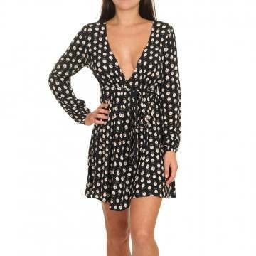Billabong Love Warrior Dress Black