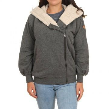 Billabong Cocoon Sherpa Off Black