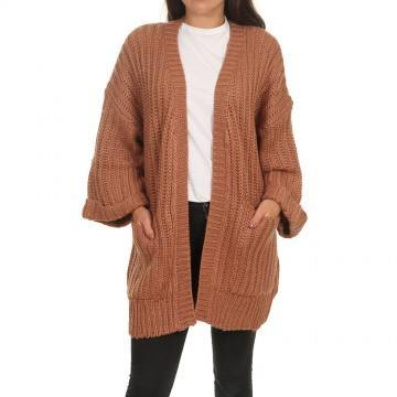 Billabong True Life Cardigan Cacao