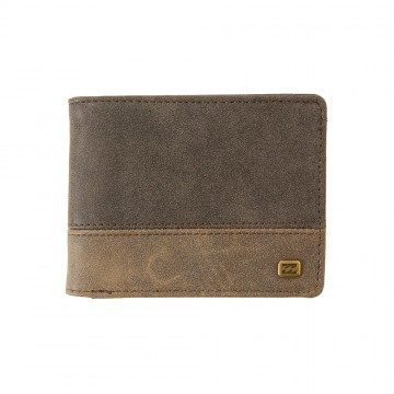 Billabong Dimension Wallet Mud