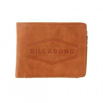 Billabong Walled Wallet Tan