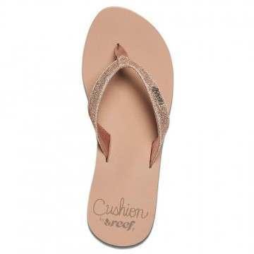 Reef Star Cushion Sandals Almond